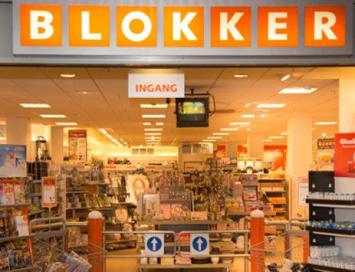 €5 korting bij de Blokker
