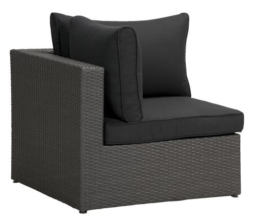Stel je eigen loungeset samen van wicker incl kussens for Goedkope lounge kussens