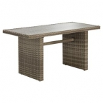 Madrid loungeset tafel